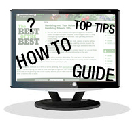 Top Ten Advice for Gambling Online