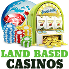 best land based casinos