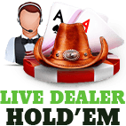 live dealer holdem