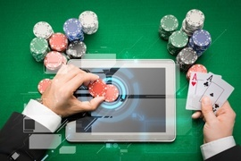 The new frontier for gambling
